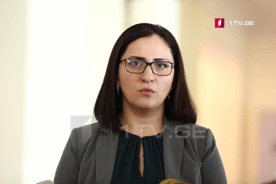 Софо Киладзе подтверждает, что в 2016 году Бидзина Иванишвили не хотел сажать Эку Беселия в избирательный список