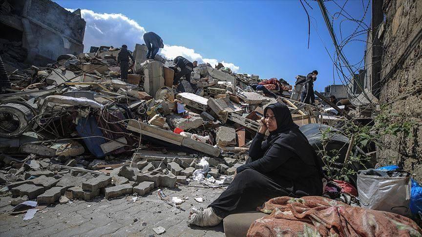 ღაზას სექტორში ისრაელის ავიაიერიშების შედეგად 500-მდე სახლი დაზიანდა