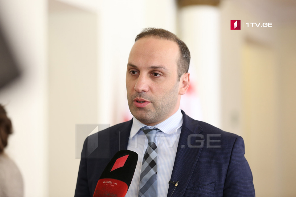 Levan Gogichaishvili welcomes Georgian First Channel`s decision to reject advertising of gambling in its broadcast programming airtime