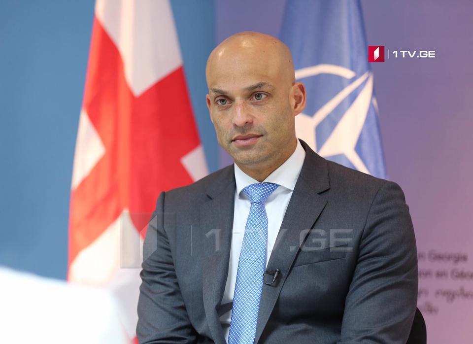ՆԱՏՕ-ն կշարունակի հարգել Վրաստանի ինքնիշխանությունը և տարածքային ամբողջականությունը միջազգայն մակարդակով ճանաչված սահմաններում. Ջեիմս Ապատուրայ
