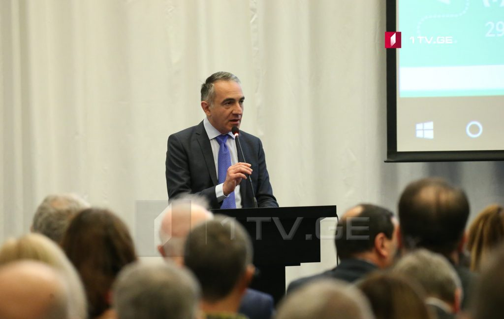 Михаил Батиашвили – Развитие науки является важнейшим компонентом реформы образования