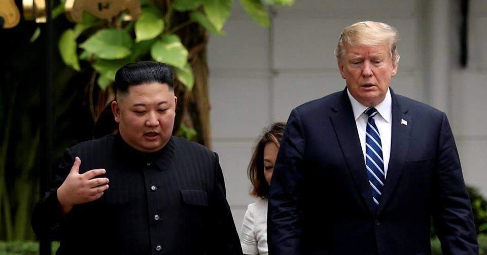 როიტერი -დონალდ ტრამპმაჰანოეში გამართულ შეხვედრაზე კიმ ჩენ ინს ბირთვული იარაღის აშშ-ში გადატანა შესთავაზა