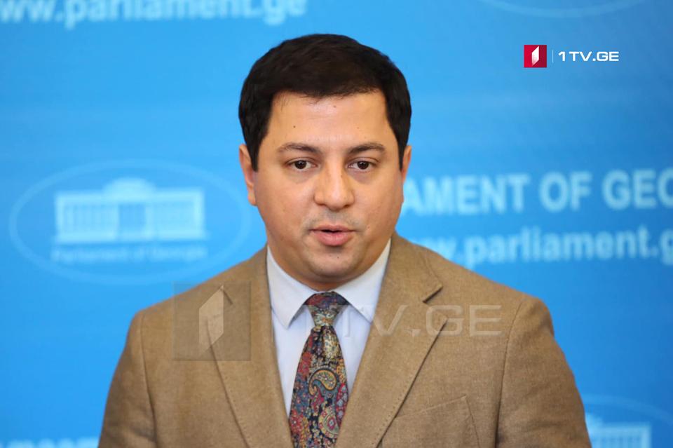 Арчил Талаквадзе - Грузия продолжит тесное сотрудничество с Украиной
