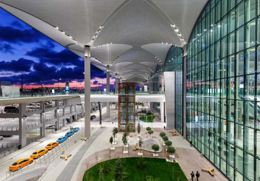 BBC: Istanbul's gigantic new airport opens on April 7