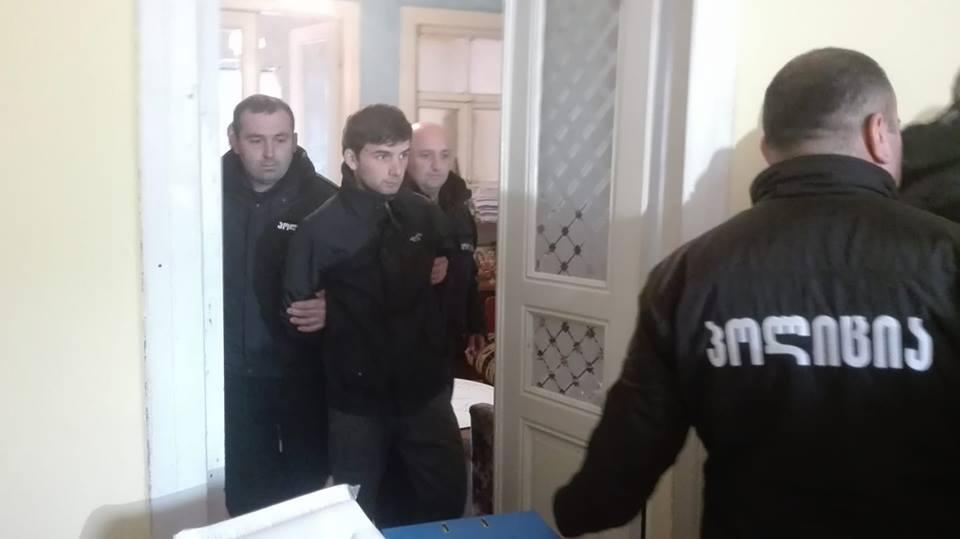 ქობულეთში პოლიციელზე თავდასხმაში ბრალდებული გირაოს სანაცვლოდ გათავისუფლდა