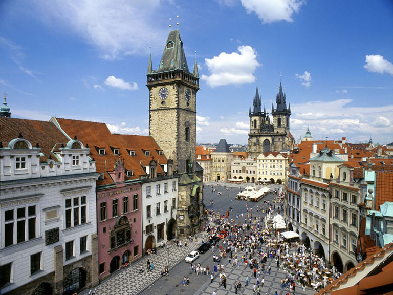 Czech Republic listed Georgia as safe country