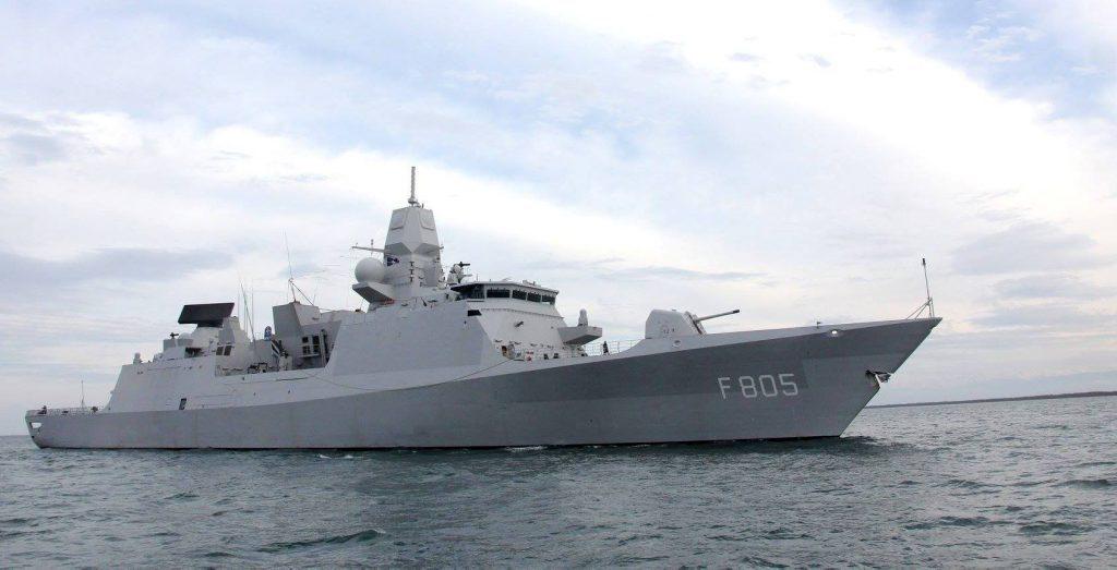 Gürcüstanın ərazi sularına NATO-nun gəmiləri daxil oldular