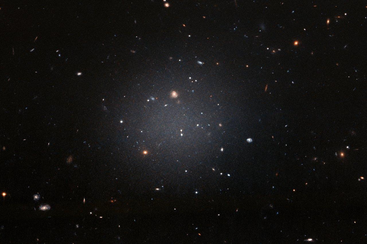 აღმოჩენილია მეორე გალაქტიკა, რომელშიც ბნელი მატერია საერთოდ არ არის