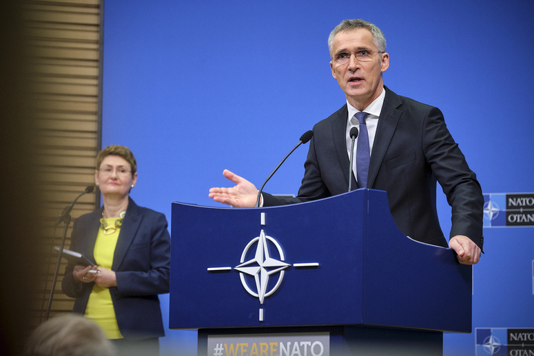 Jens Stoltenberg: NATO continues supporting Georgia
