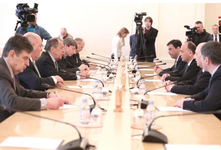 სერგეი ლავროვი - რუსეთის ფედერაცია უცვლელად რჩება აფხაზეთის რესპუბლიკის მთავარ პარტნიორად