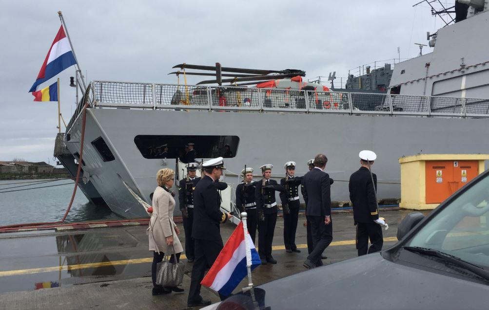 Hollandiya səfiri - NATO gəmilərinin səfəri göstərir ki, Gürcüstan aliyansın partnyorudur