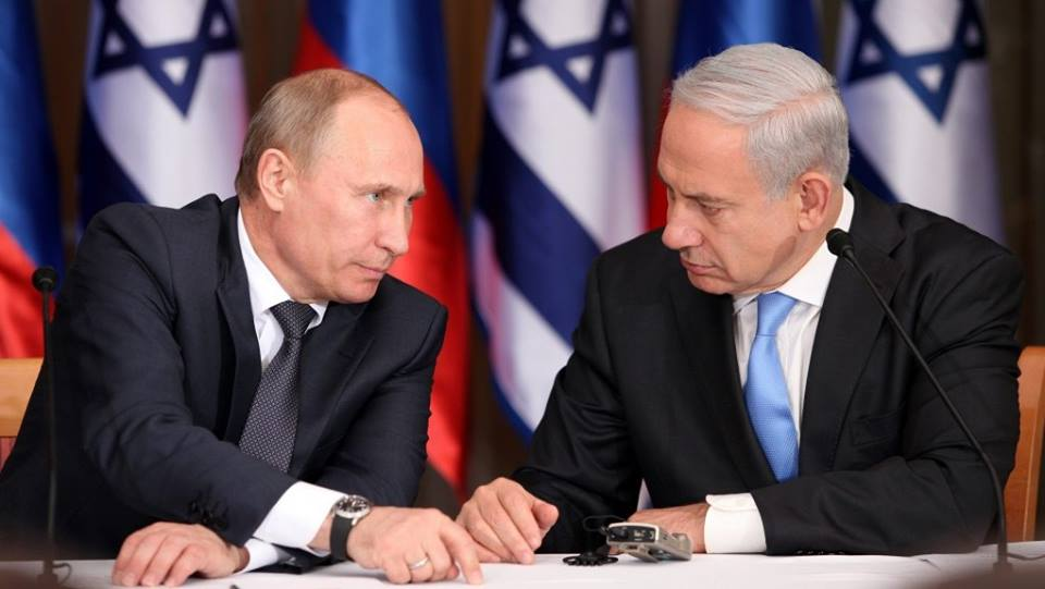 ისრაელის პრემიერ-მინისტრი ბენიამინ ნეთანიაჰუ რუსეთის პრეზიდენტ ვლადიმირ პუტინს შეხვდება