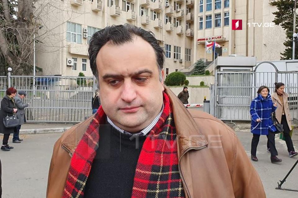 ადვოკატის ინფორმაციით, დავით ბაგრატიონ-მუხრანელმა საქართველო დატოვა
