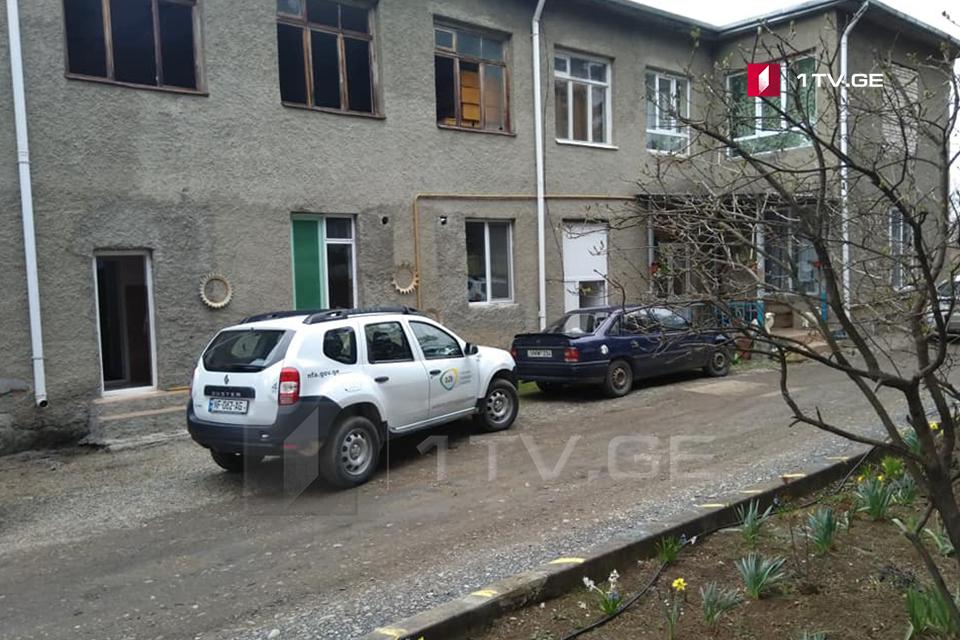 სოფელ ბუშეტის საბავშვო ბაღში 23 ბავშვი მოიწამლა