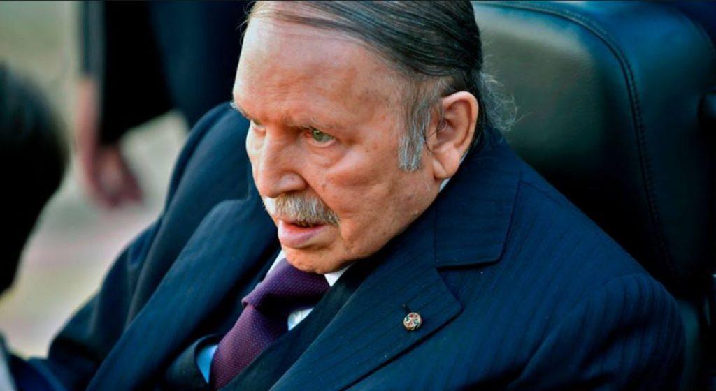 მასშტაბური დემონსტრაციების შემდეგ ალჟირის პრეზიდენტმა თანამდებობა დატოვა