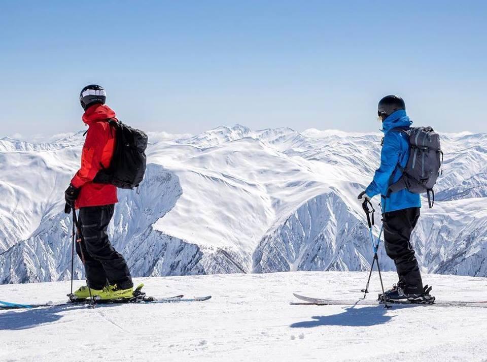 Шведские журналисты ознакомились с потенциалом горнолыжных курортов Грузии