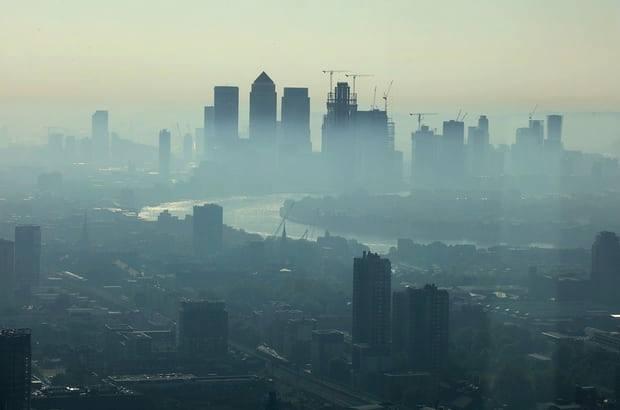 კვლევის მიხედვით, ევროპაში მცხოვრები ადამიანი საშუალოდ სიცოცხლის ორ წელს დაბინძურებული ჰაერის გამო კარგავს