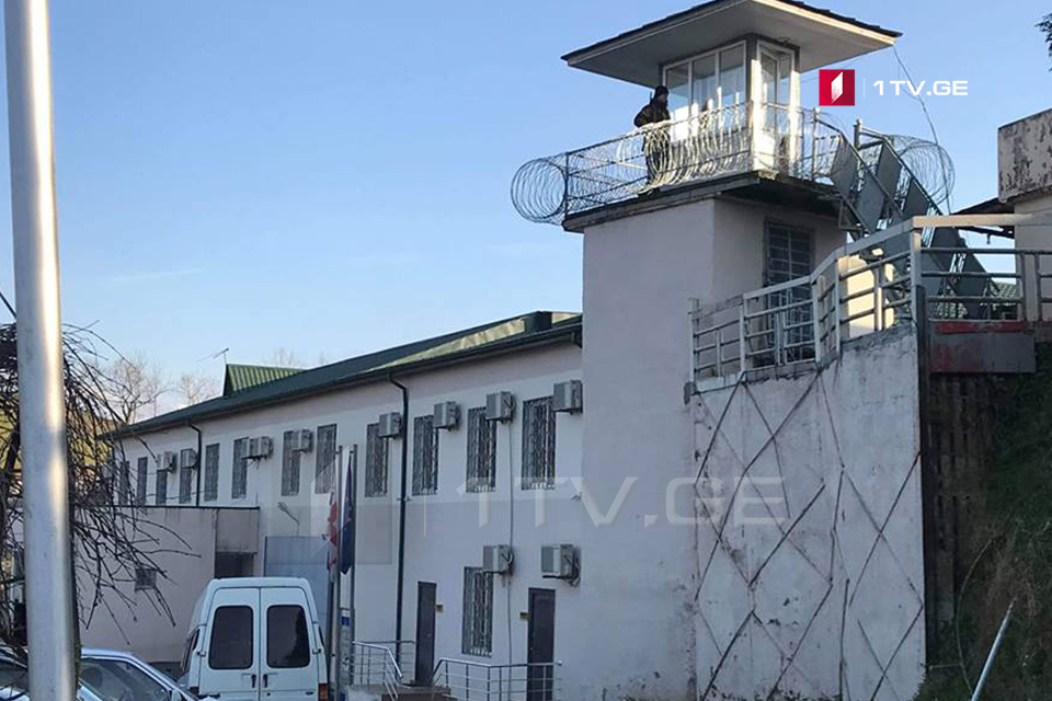 პატიმრები, რომლებმაც ბათუმის ციხეში თვითდაზიანებები მიიღეს, სახალხო დამცველის წარმომადგენელმა მოინახულა