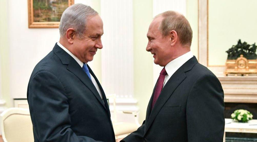 ბენიამინ ნეთანიაჰუ - რუსეთის პრეზიდენტთან შეხვედრაზე სამხედროებს შორის კოორდინაციას განვიხილავ