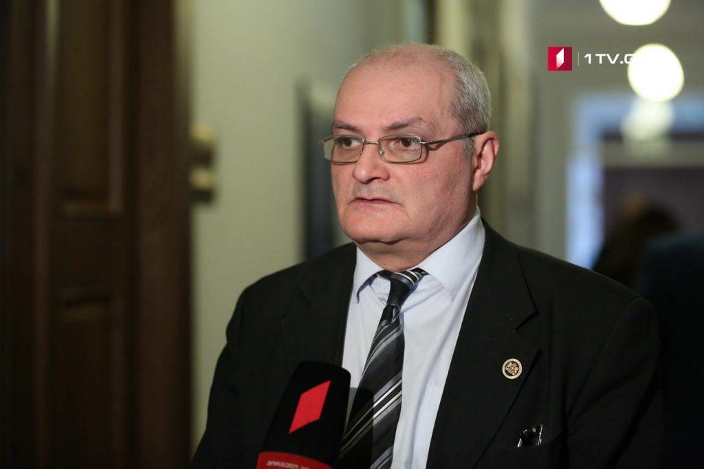 """გია გაჩეჩილაძე მიიჩნევს, რომ """"ნაციონალური მოძრაობისა"""" და რუსეთის შესაძლო კავშირის გასარკვევად პარლამენტში უსაფრთხოების სამსახურის წარმომადგენლები უნდა მიიწვიონ"""