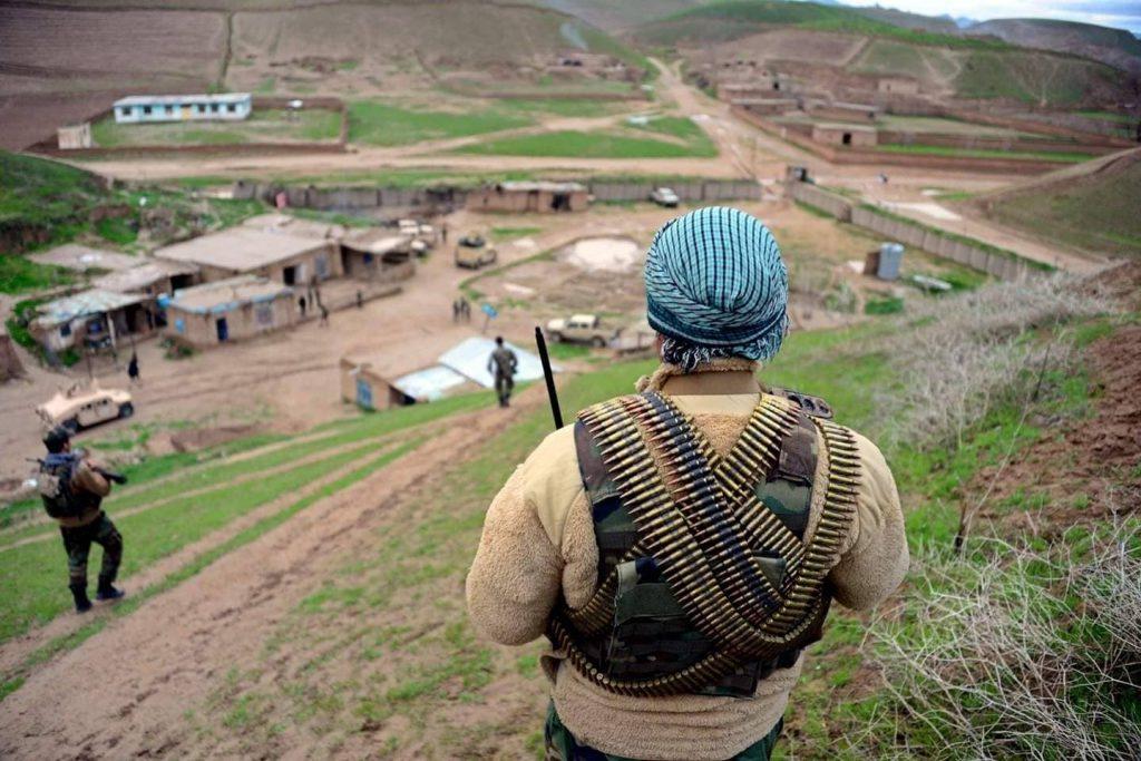 """ავღანეთის პროვინცია ბადღისში""""თალიბანის"""" ასობით მებრძოლი შეიჭრა, დაღუპულია 36 სამხედრო"""