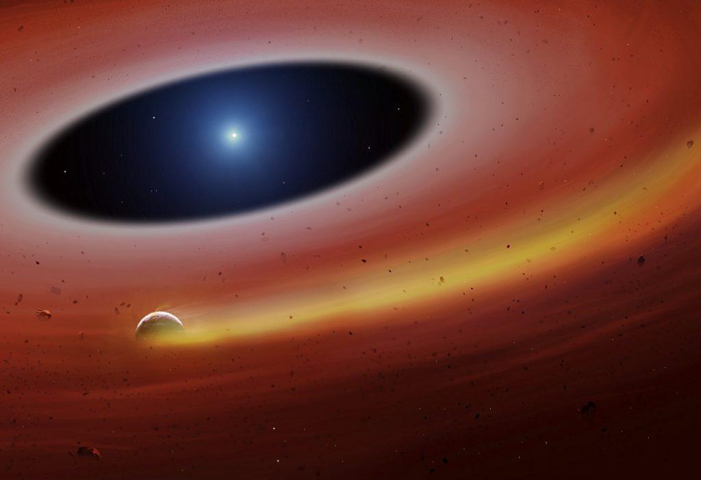 აღმოჩენილია პლანეტა, რომელიც დედავარსკვლავის სიკვდილს გადაურჩა - მზის სისტემის მომავალი შორეულ ვარსკვლავთან