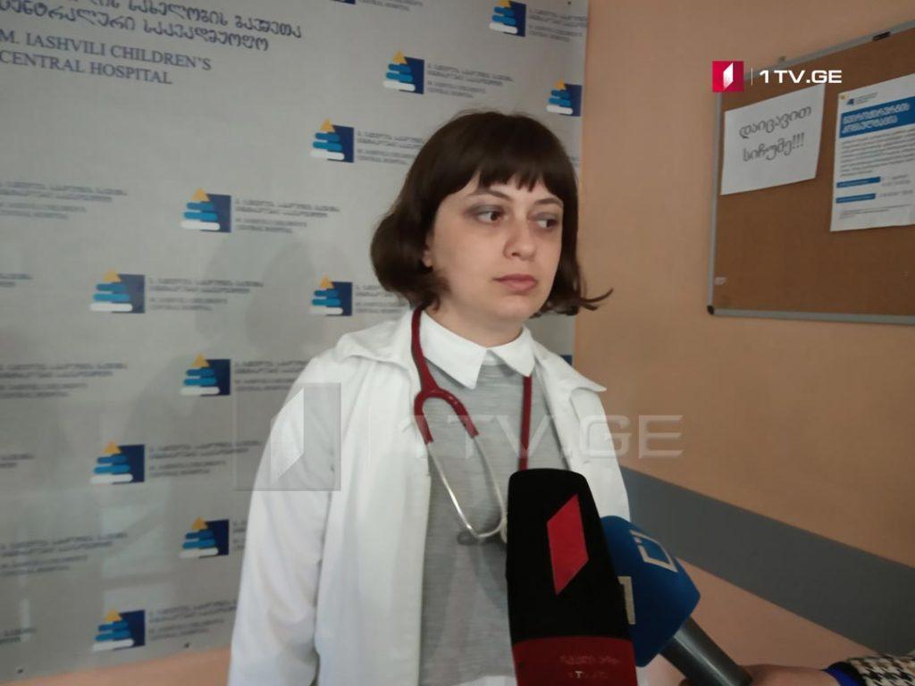 ექიმის ინფორმაციით, დიღომში აფეთქებისას დაშავებულ ბავშვს საავადმყოფოდან სავარაუდოდ დღესვე გაწერენ