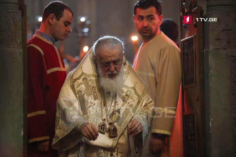 Первую литургию в новом соборе имени Святой Нино в Бодбе проведет Илия Второй
