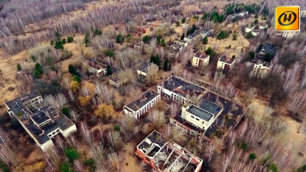 Белорусы, Чернобылы катастрофæйы фæстæ æхгæд зонæ,  туристтæн байгом  кодтой