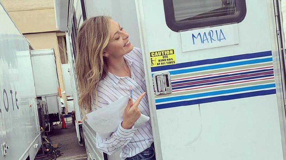 მარია შარაპოვას ფილმში იღებენ
