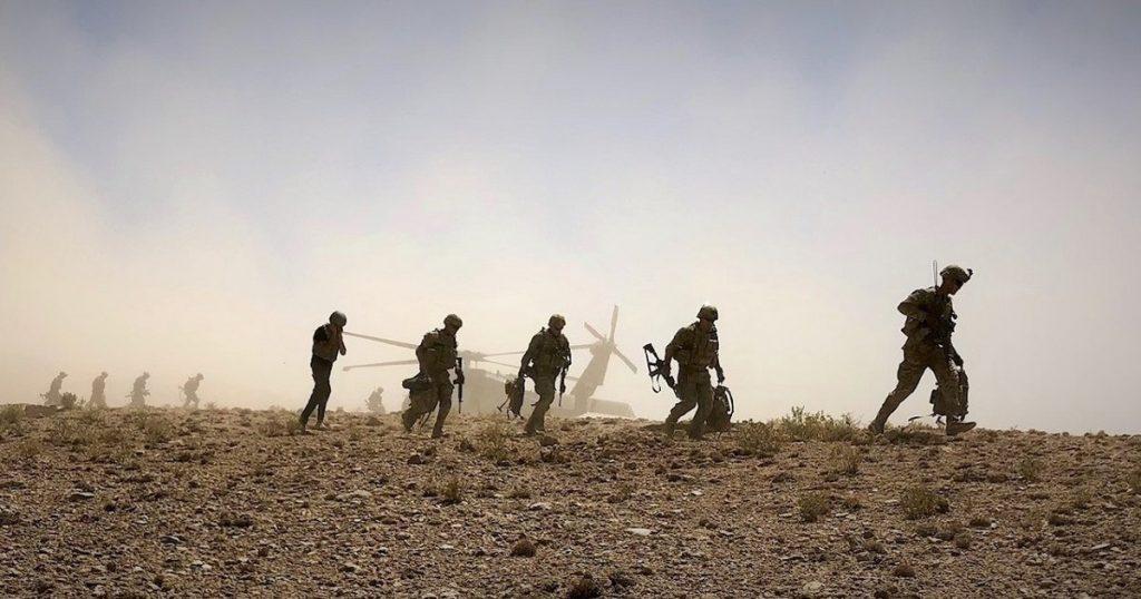 ავღანეთში აფეთქების შედეგად აშშ-ის შეიარაღებული ძალების სამი სამხედრო და ერთი კონტრაქტორი დაიღუპა