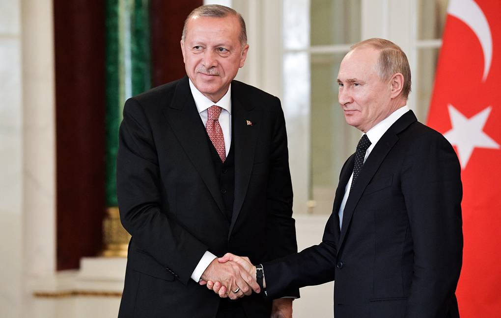 რეჯეფ თაიფ ერდოღანი - მოსკოვისგან საზენიტო სარაკეტო სისტემების ეს-400-ების შეძენა თურქეთის სუვერენული უფლებაა