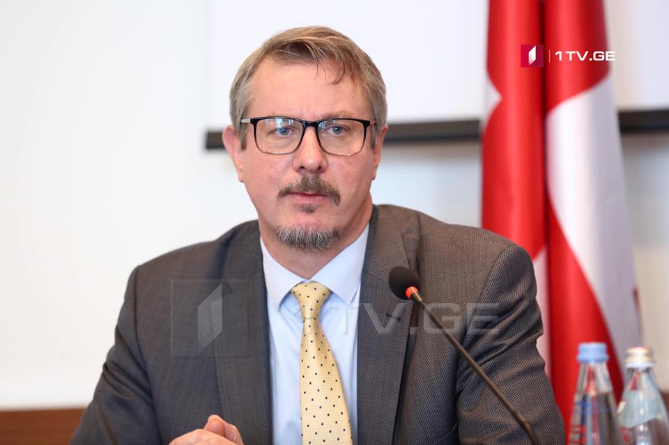 Карл Харцель - Трагические результаты 9 апреля открыли путь суверенной, независимой и демократической Грузии