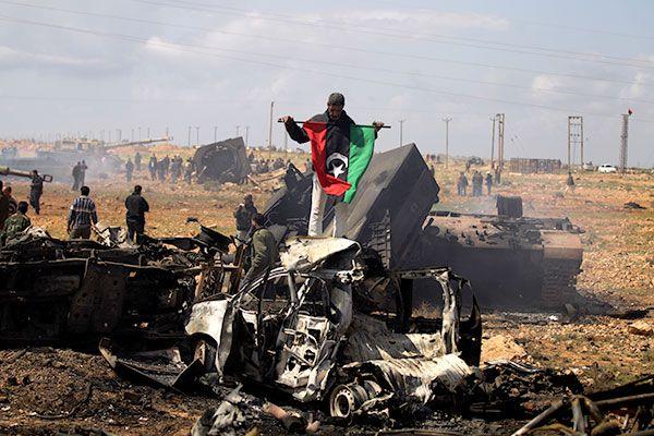 ლიბია - სამოქალაქო ომი თუ საერთაშორისო უსაფრთხოების ახალი გამოწვევა