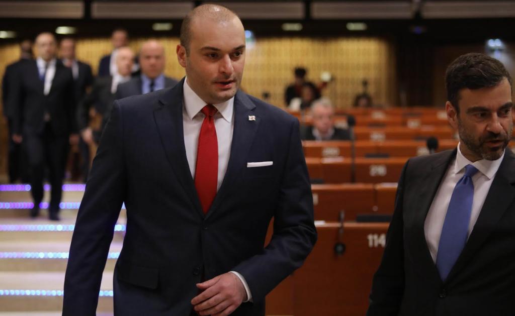 Mamuka Baxtadze - Etnik diskriminasiya yolu ilə, Rusiya gürcü identliyini tamamən yox etməyə çalışır, ancaq biz buna izin verməyəcəyik