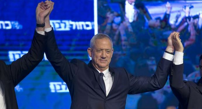 ბენიამინ ნეთანიაჰუს მეტოქემ ისრაელის საპარლამენტო არჩევნებში დამარცხება აღიარა