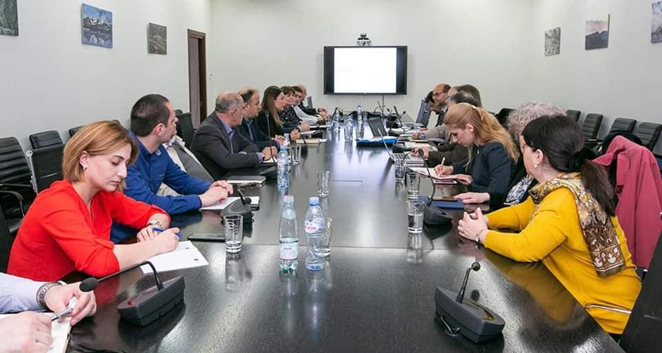 Իտալիայի կառավարությունը բնապահպանական աշխատանքների համար Վրաստանին հատկացրել է երկու միլիոն եվրո
