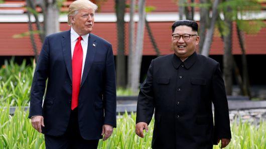 დონალდ ტრამპმა ჩრდილოეთ კორეის ლიდერთან მესამედ შეხვედრის სურვილი გამოთქვა