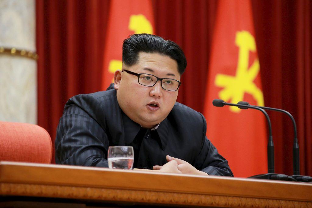 Ким Чен Ын Аҩaдaтәи Кореиa aҳәынҭқaррaтә хеилaк хaнтәaҩыс еиҭaх дaлырхит