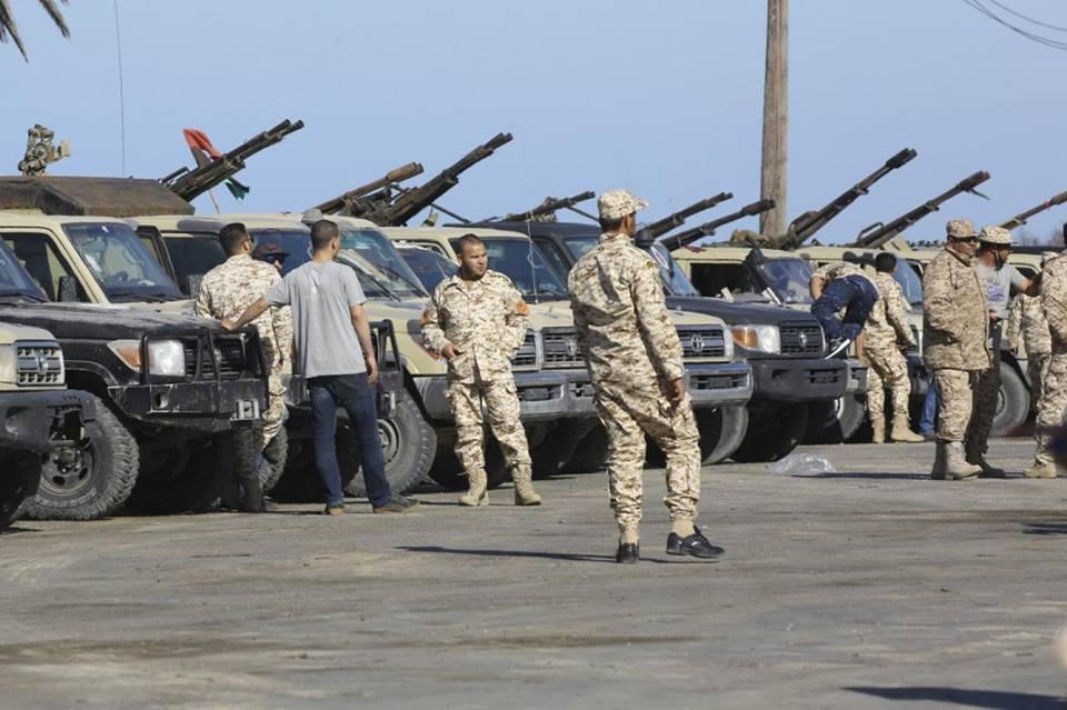 ევროკავშირმა ლიბიიდან საკუთარი თანამშრომლების ევაკუაცია განახორციელა