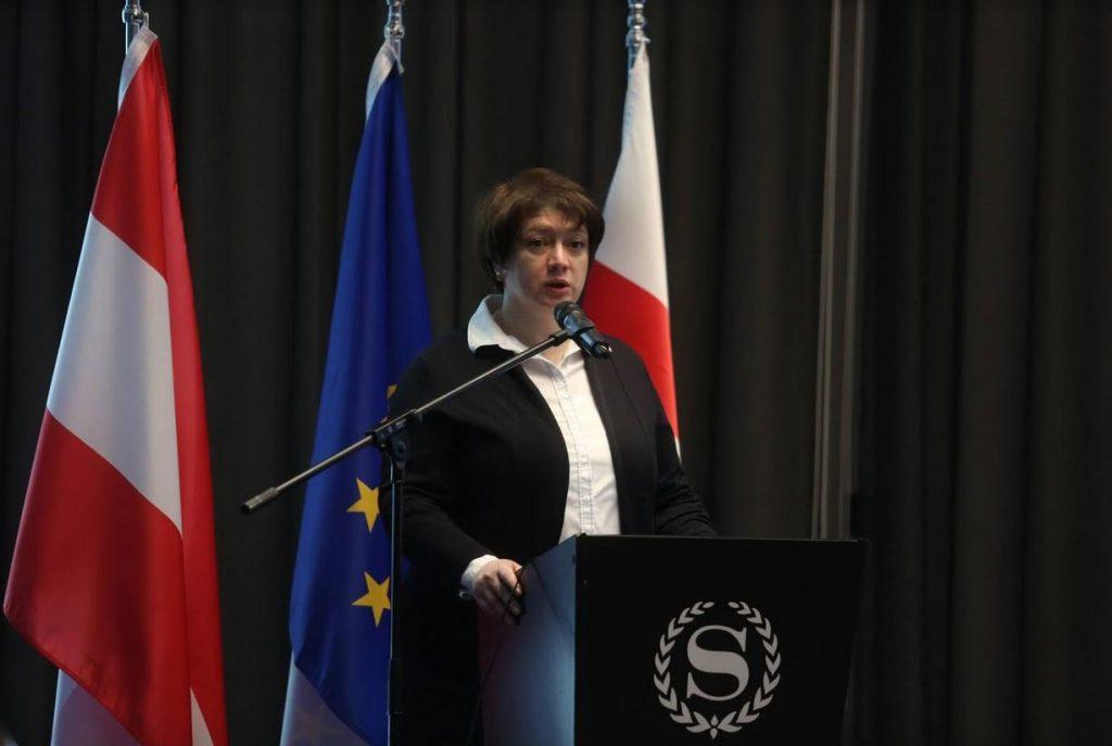 Майя Цкитишвили - Новый проект ЕС будет способствовать полноценности системы публичных закупок