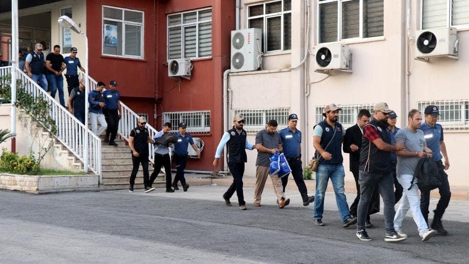 გიულენის ორგანიზაციასთან კავშირის ბრალდებით თურქეთში 75 სამართალდამცველი დააკავეს