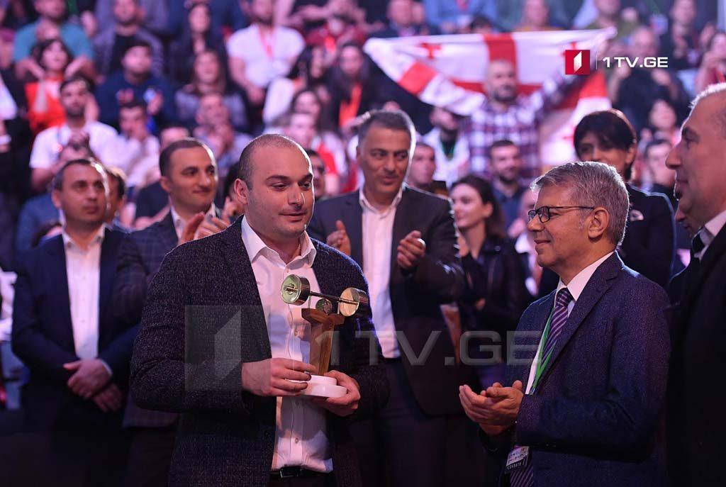 Mamuka Baxtadze - Dünyanın ən güclü insanı gürcüdür və o Laşa Talaxadzedir