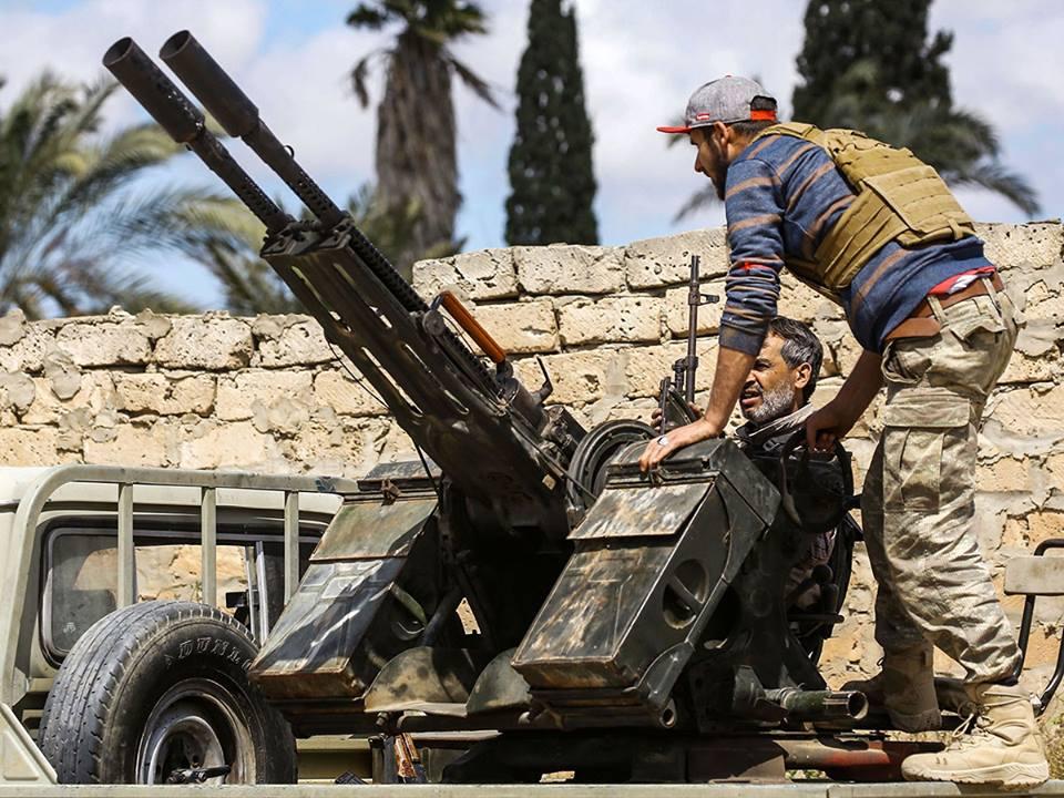 ლიბიაში შეიარაღებული დაპირისპირების შედეგად დაღუპულთა რიცხვი 147-მდე გაიზარდა