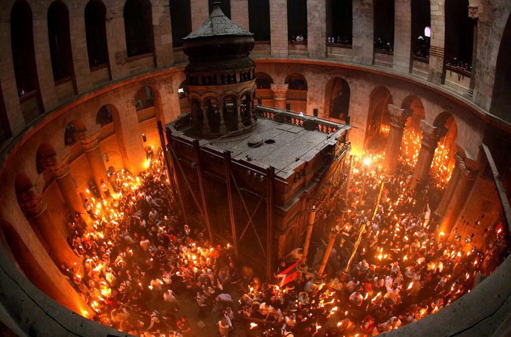 ცეცხლის გადმოსვლის ცერემონიაში მონაწილეობის მსურველებისთვის ისრაელში საქართველოს საელჩო განცხადებას ავრცელებს