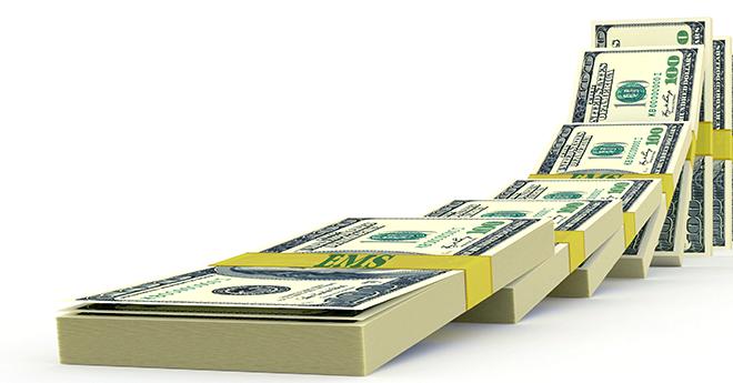 В марте в Грузию было переведено 138 миллионов долларов США