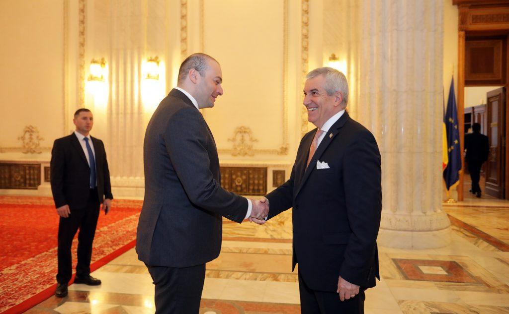 Аҧызa-министр Румынтәылaтәи Сенaт aхaдa диҧылеит
