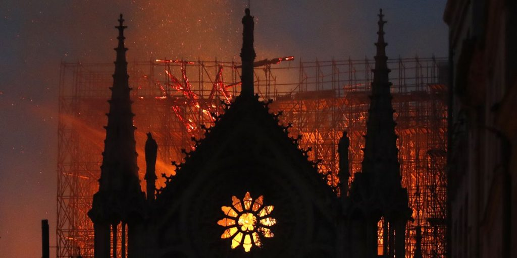 პარიზის ღვთისმშობლის ტაძრის აღდგენაში საფრანგეთს იუნესკო დაეხმარება