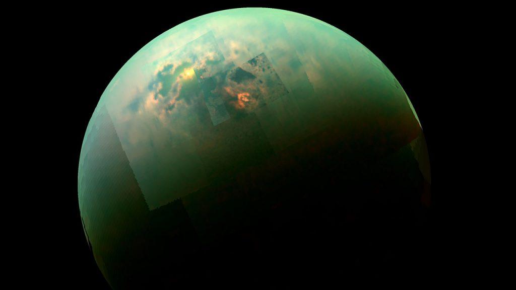 სატურნის მთვარე ტიტანის ტბები მოსალოდნელზე უფრო უცნაური აღმოჩნდა