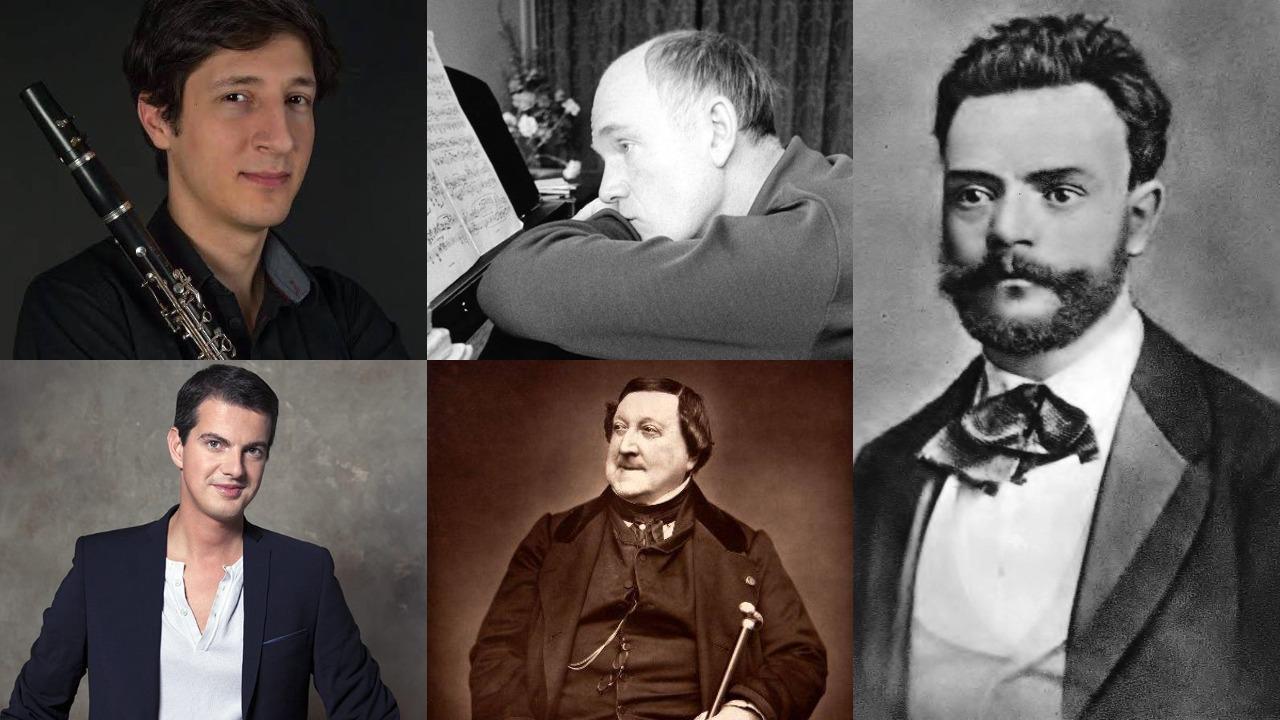 კლასიკა ყველასთვის - ლევან ცხადაძე / სხვადასხვა სტილისა და ეპოქის კლასიკური მუსიკა